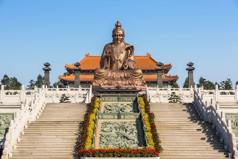 Estátua de Lao Tzu