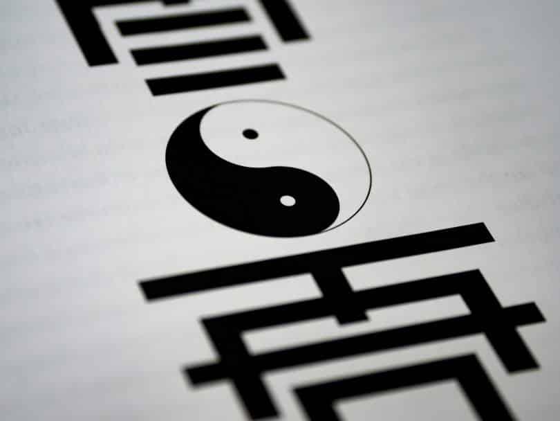 imagem do yin e yang