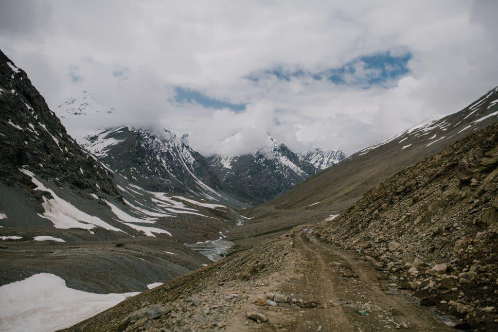 Montanhas do Tibete