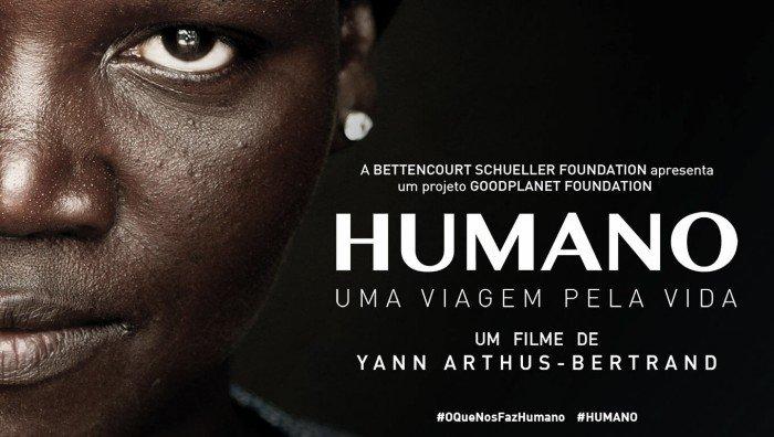Pôster do filme Humano.