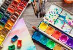 Tinta aquarela