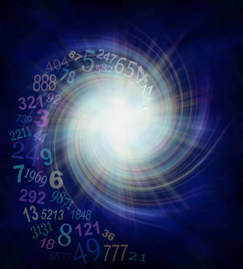 Energia numerológica.