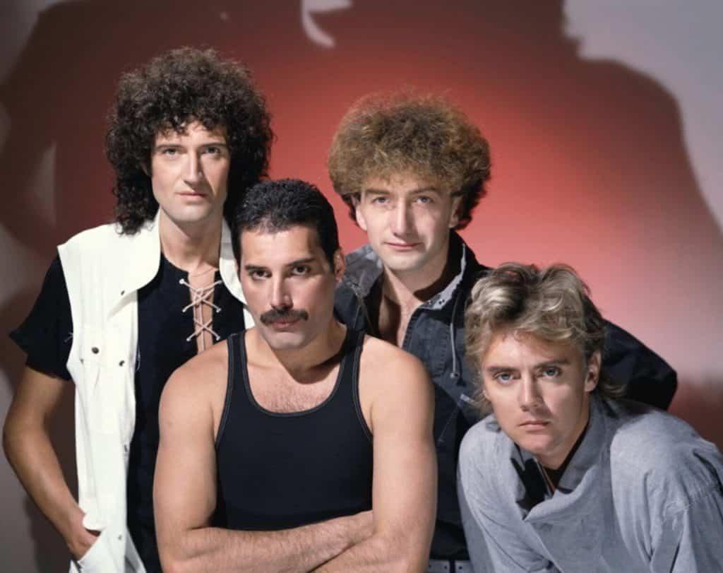 Integranter da banda Queen
