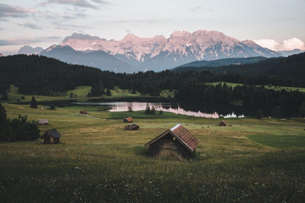 Uma vila alemã