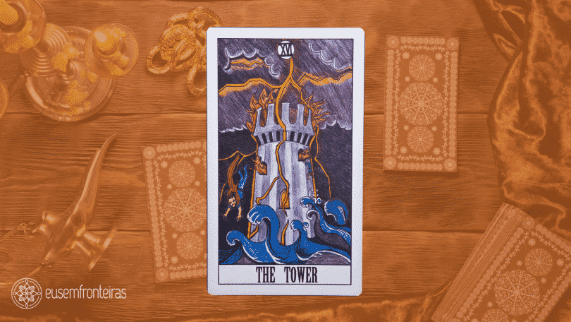 Carta da Torre do Tarot