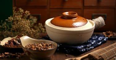Elementos da Medicina Tradicional Chinesa.